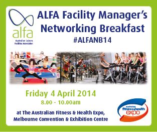 ALFA Facility Manager's Networking Breakfast Registrations Open