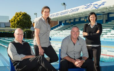 Queensland's pools make a splash at ALFAQ awards