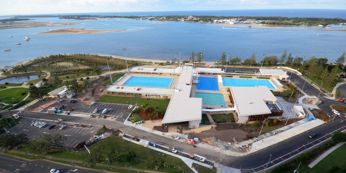 Management and Operation of City of Gold Coast Aquatic Centres